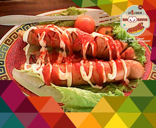 waralaba makanan sosis bakar samsons waralaba kuliner indonesia peluang usaha kuliner franchise kuliner
